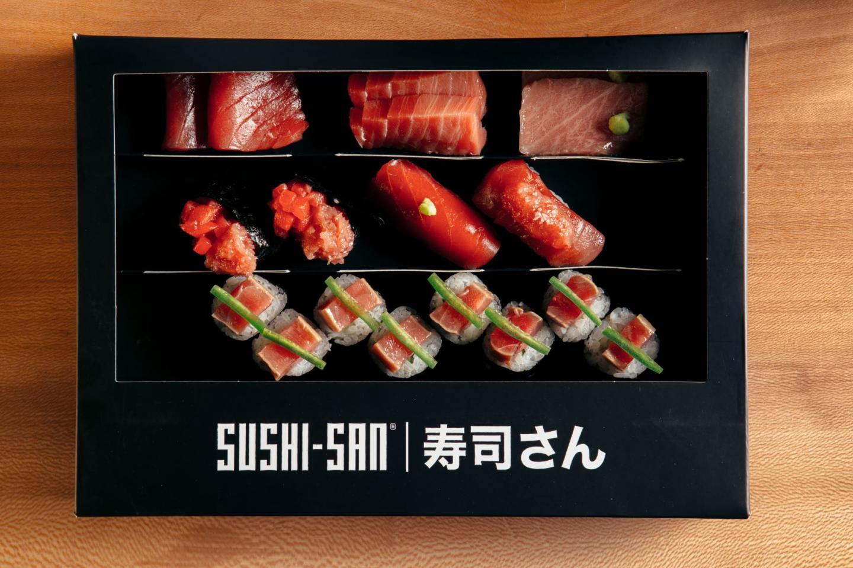 sushi san mr maguro