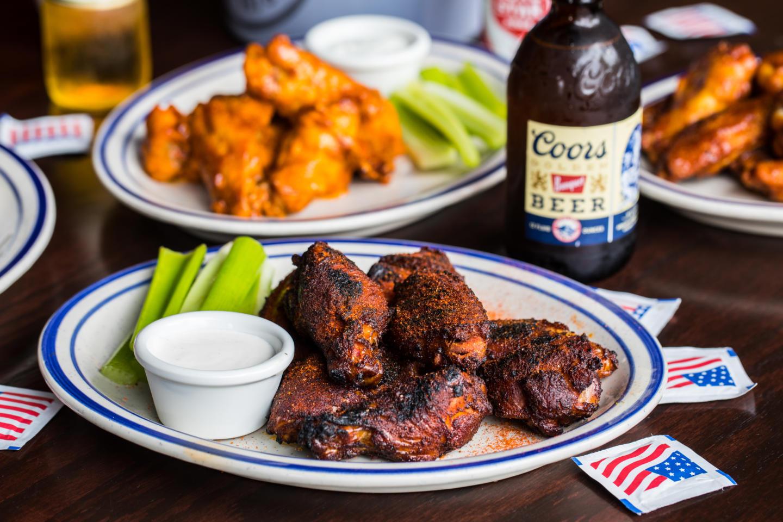 Bub City Chicken Wings