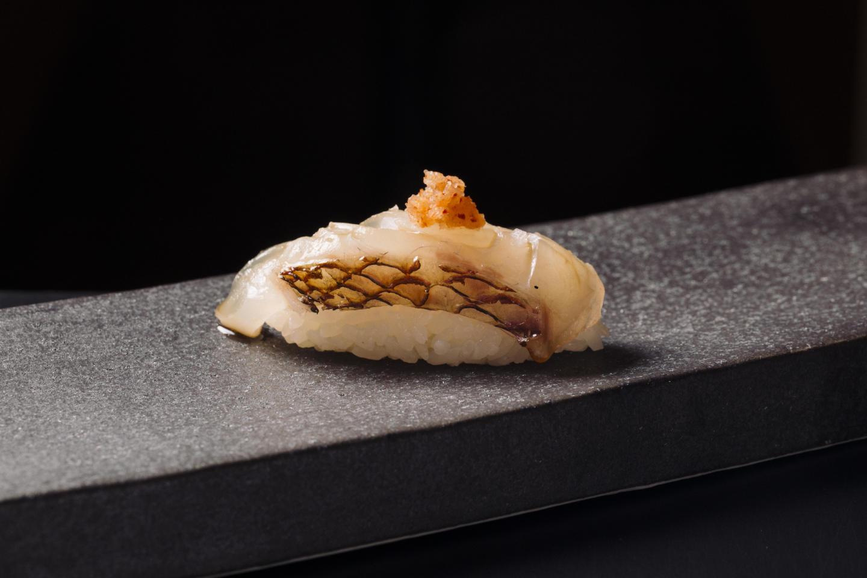 Sushi-San nigiri piece