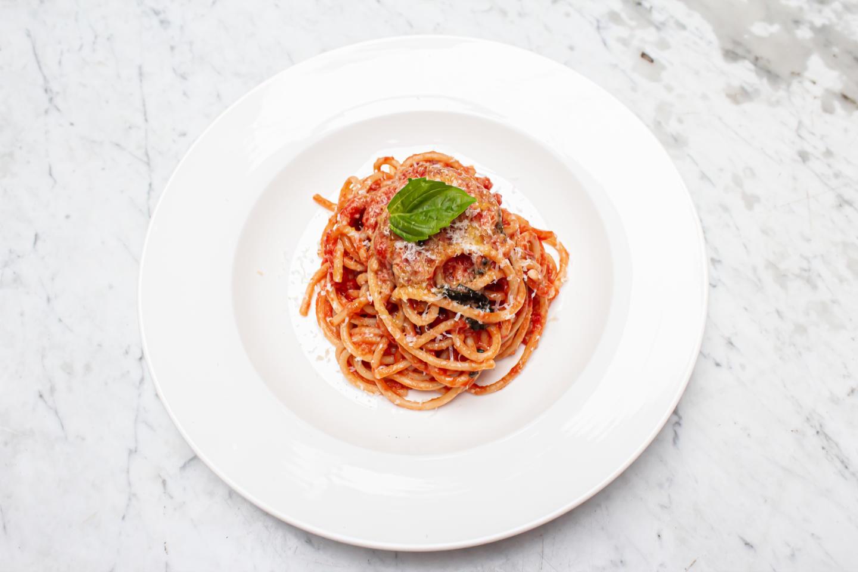Spaghetti Pomodoro from Stella Barra Pizzeria