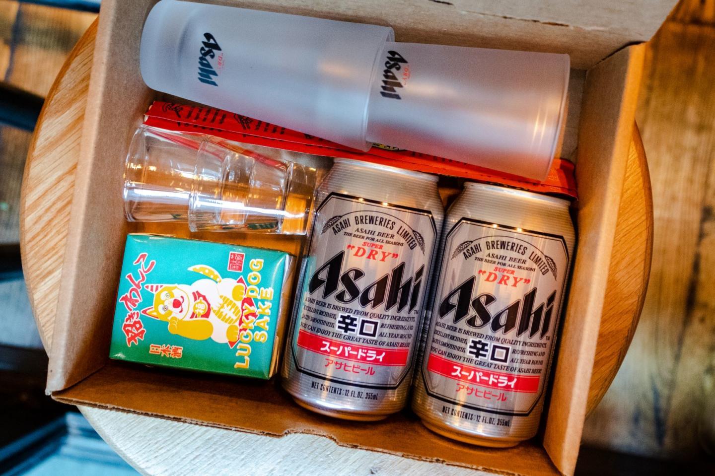 Sake bomb kit