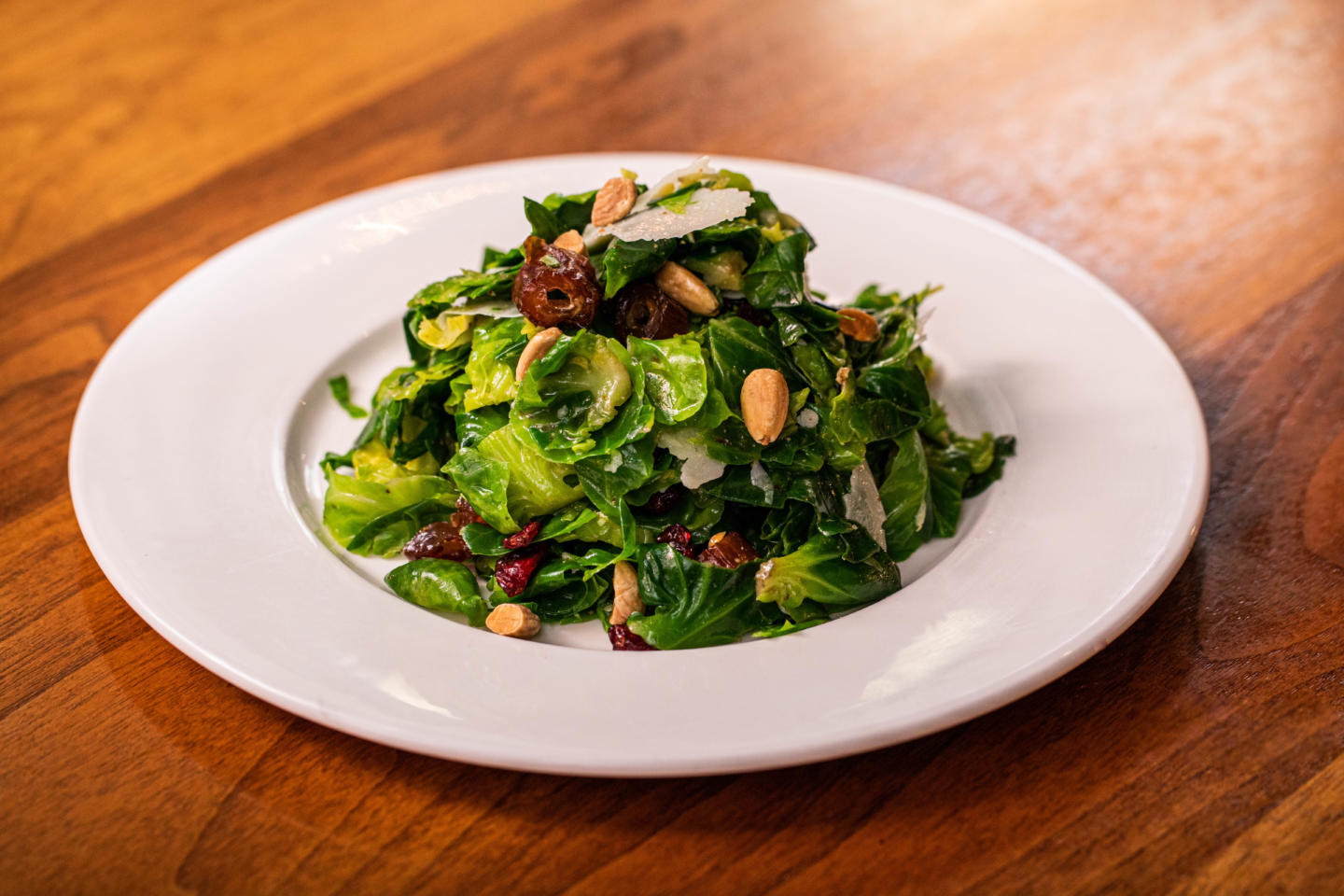 Hub 51 brussels sprout salad