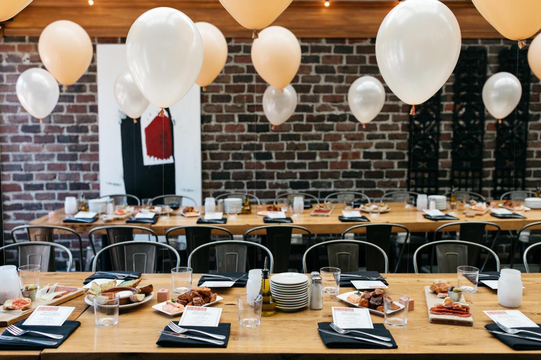 Cafe Ba Ba Reeba Private Event
