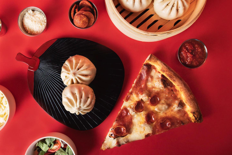 Pizza Bao