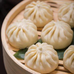 Gluten-Free Baos at Wow Bao