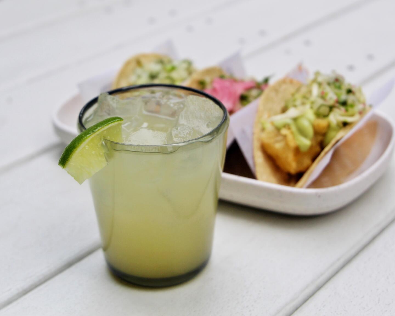 Tallboy Taco Signature Margarita