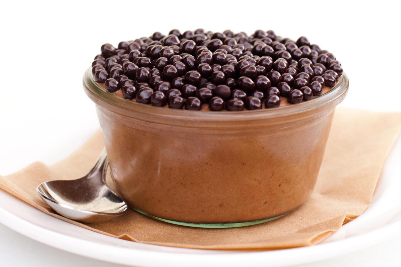 Chocolate Mousse from Mon Ami Gabi