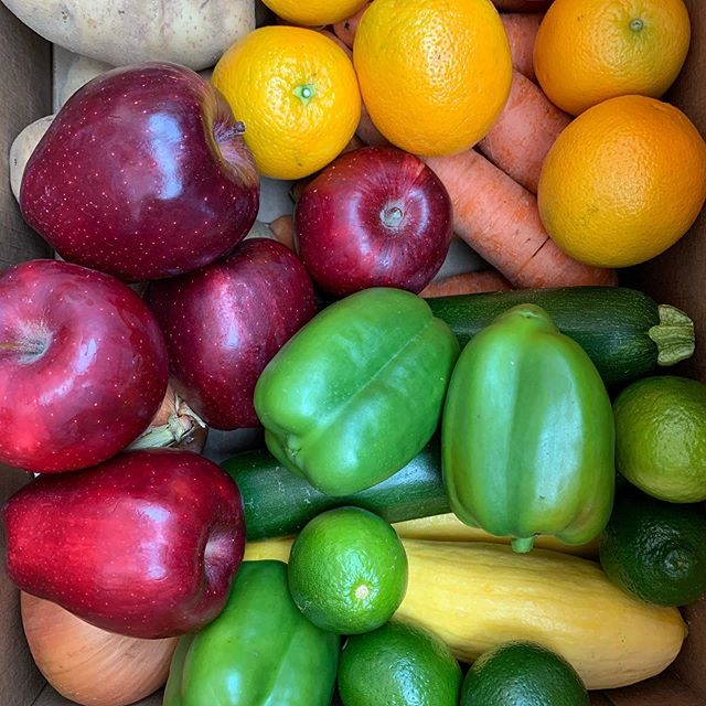 Produce from Urban Growers Collective