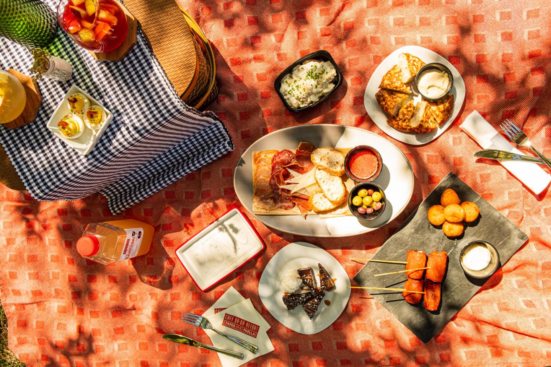 Pintxos Package picnic