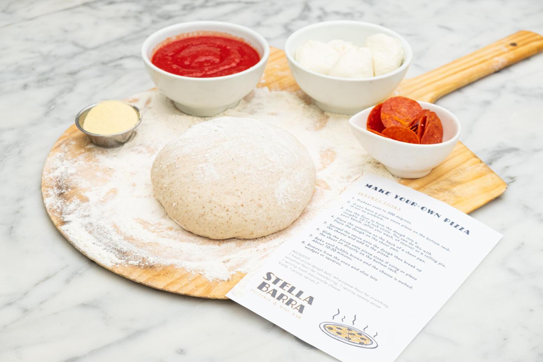 Stella Barra Pizza kit