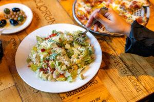 Osteria Via Stato Chopped Salad