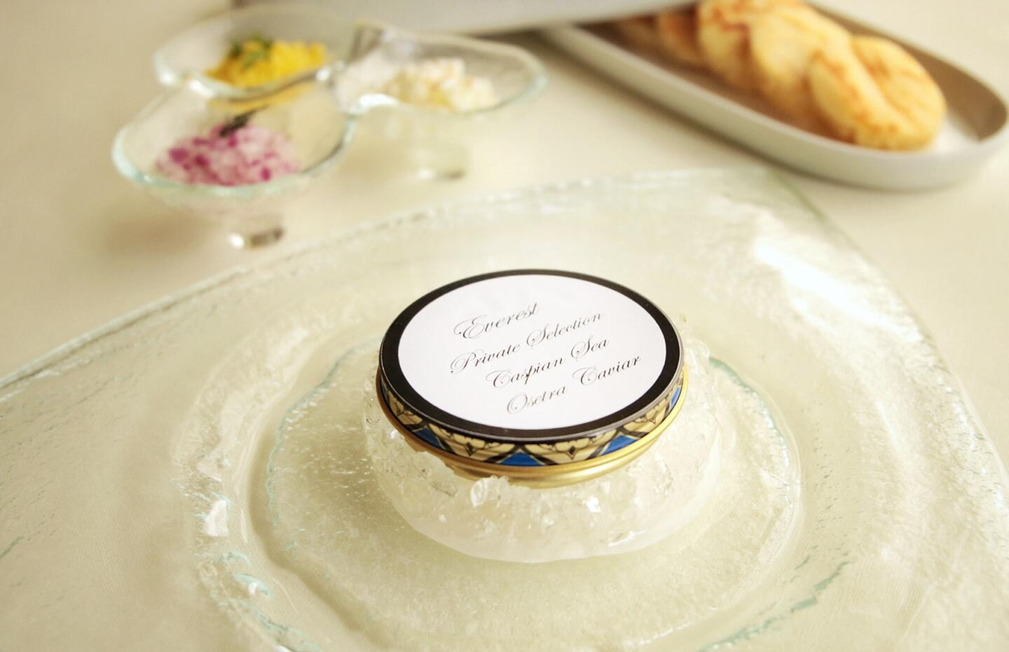 Everest at Home Caviar