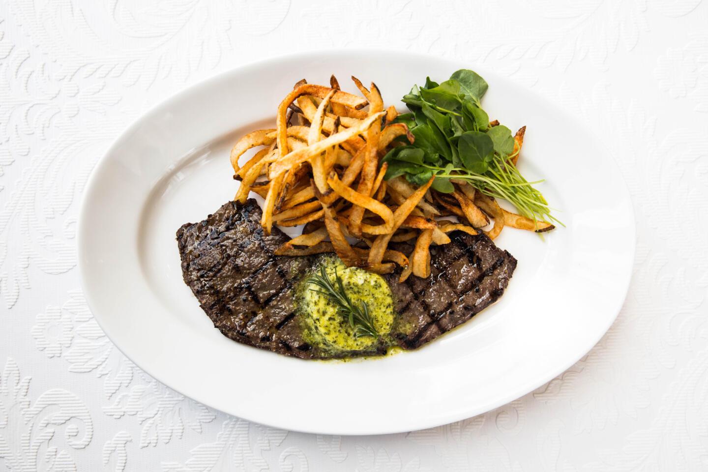 Mon Ami Gabi Steak Frites