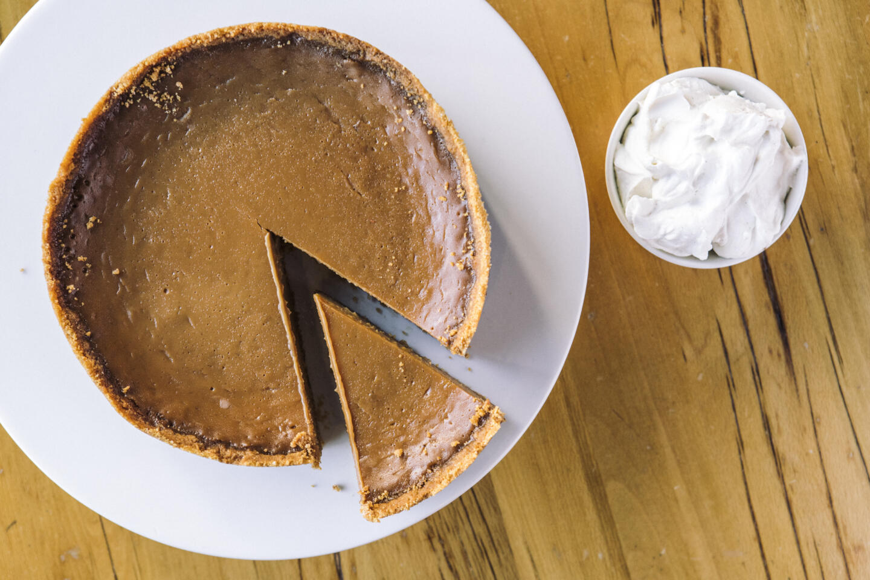 Beatrix Whole Caramel Pie
