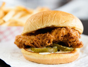 Big City Chicken Original Crispy Sandwich