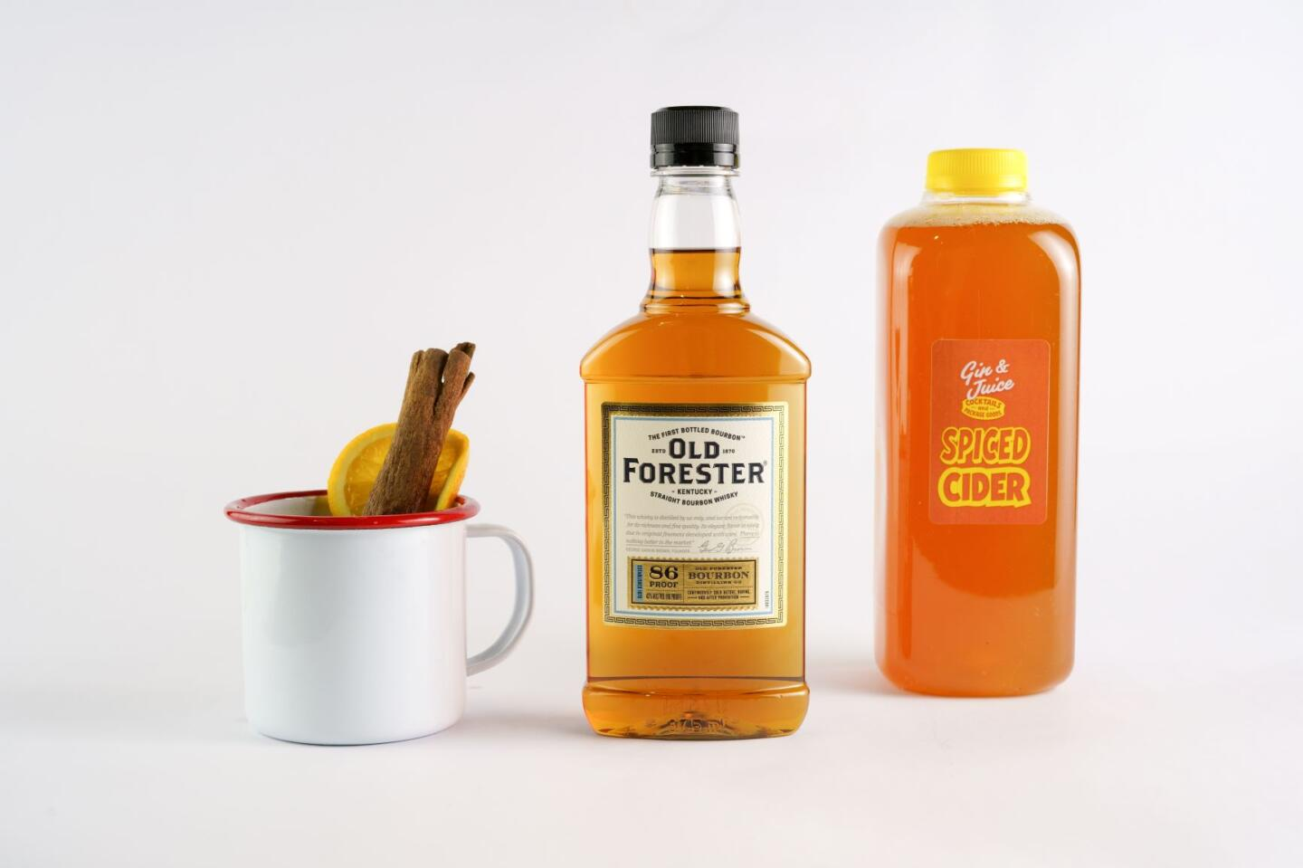 Spiced Cider Kit Gin and Juice