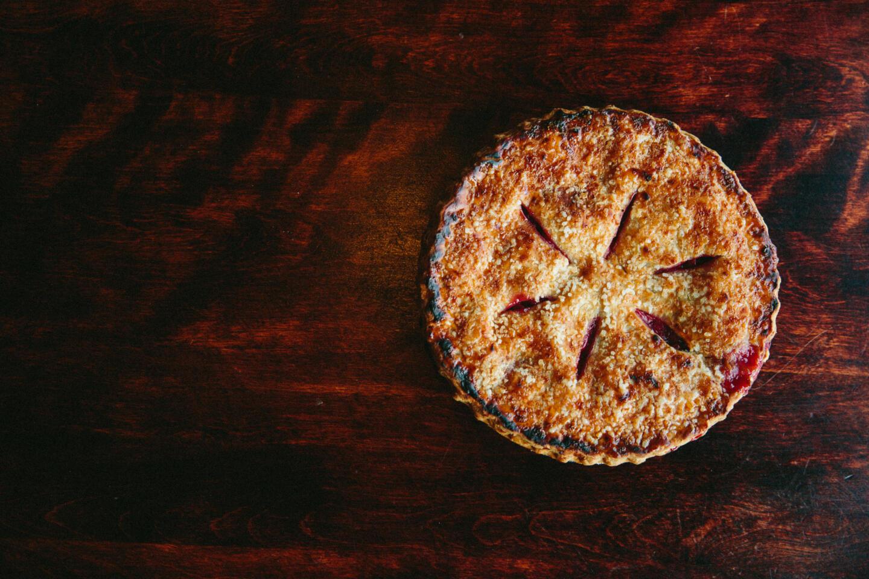 Wildfire door county cherry pie