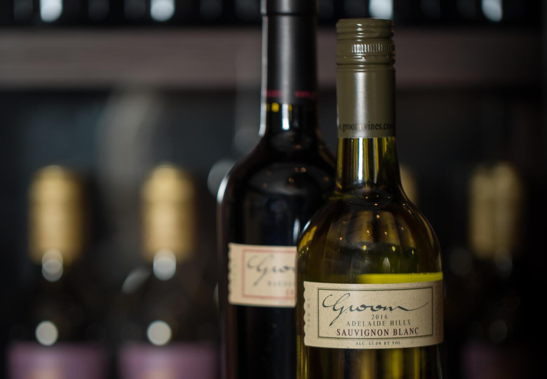 groom wines