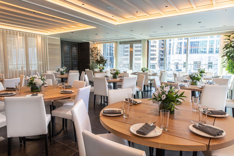 RPM Seafood Mezzanine space