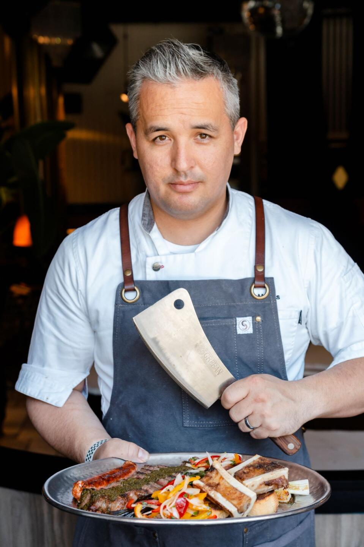 Chef Cory Morris Headshot