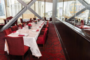 Eiffel Tower Salon Private Dining Room