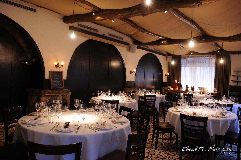 Osteria Via Stato Private dining Room