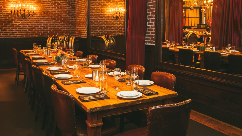 Saranellos banquet