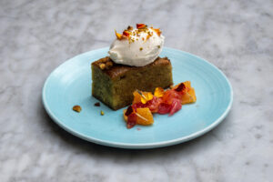 Aba Pistachio Cake