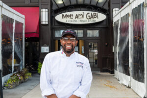 Executive Chef Bruce Williams Mon Ami Gabi - Oak Brook