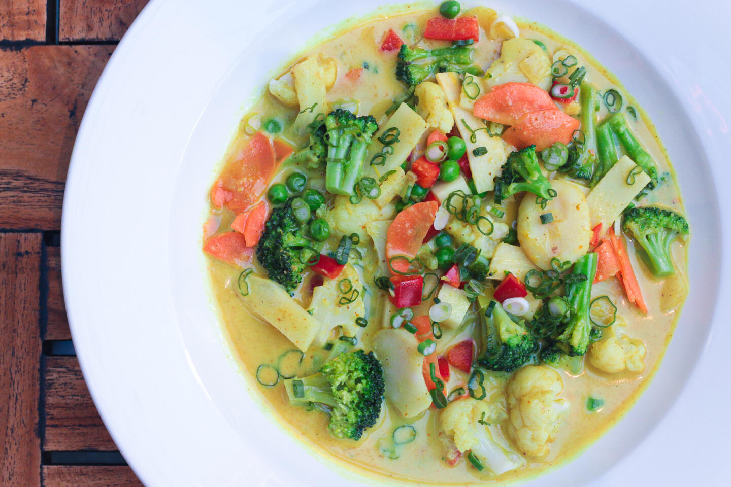 Eight Vegetable Curry from Whole30 Delivered