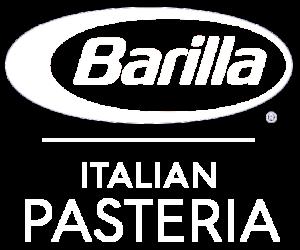 The logo of Barilla Italian Pasteria