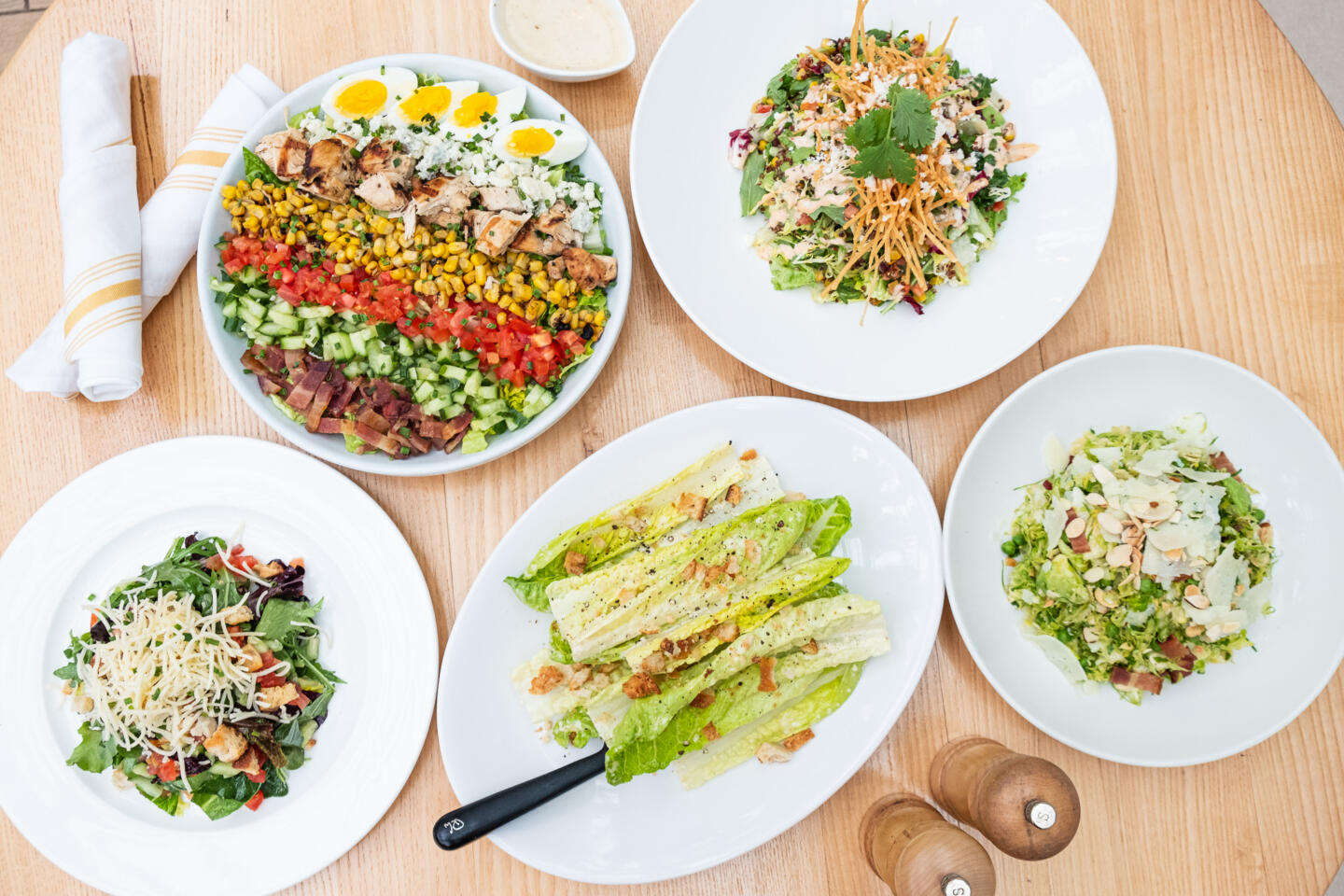 Salads from Summer House