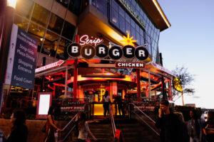 Stripburger Exterior