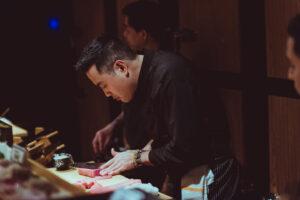 Sushi-san's Chef Kaze Chan