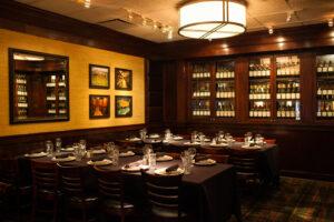 Wildfire Chicago Wine Room