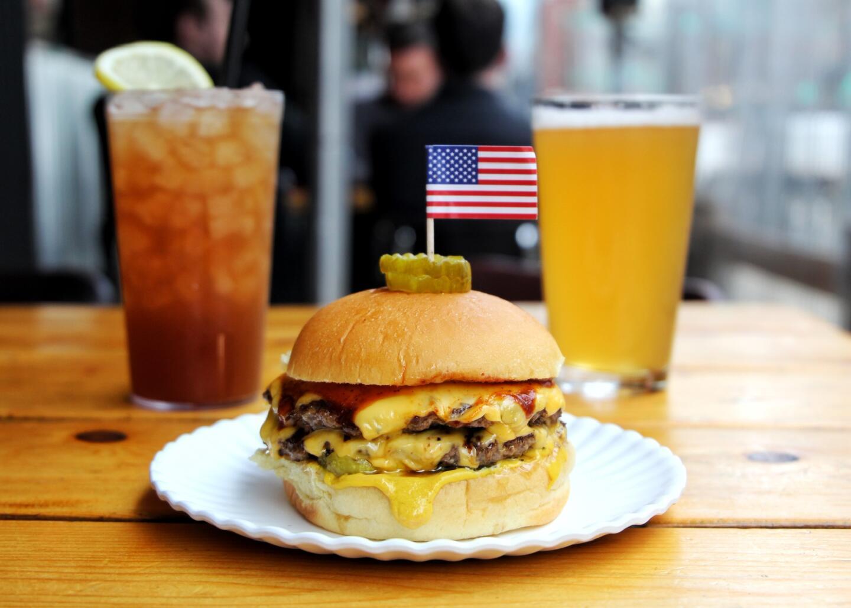 Bub City Burger and beer