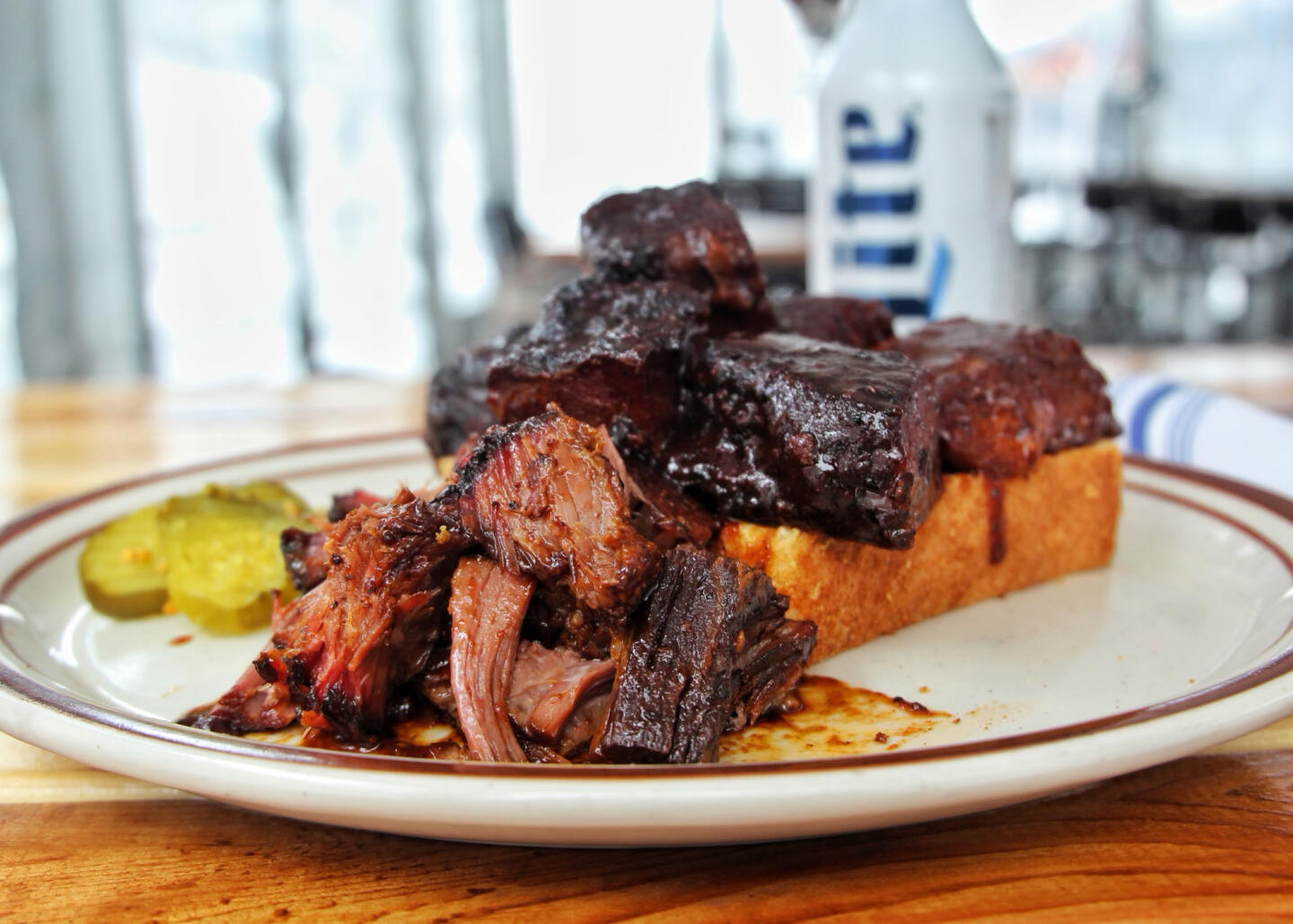 Burnt Ends from Bub City