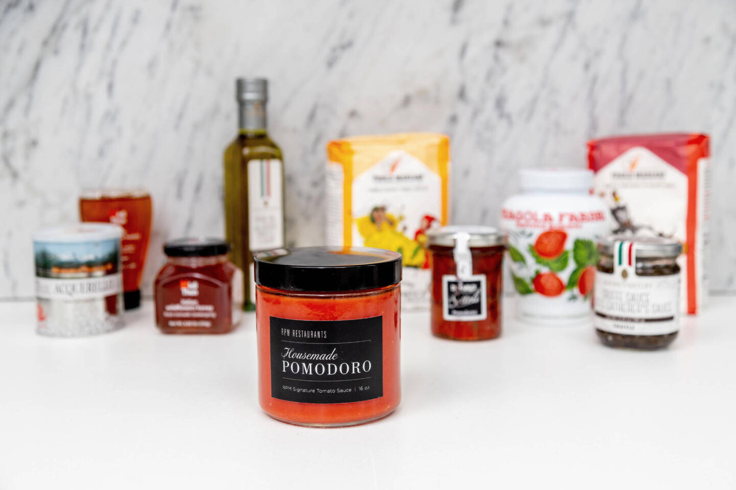 RPM Italian Chef Curated MArket Items