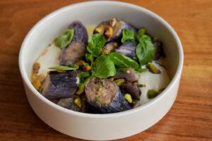 Marinated Japanese Eggplant - Ema