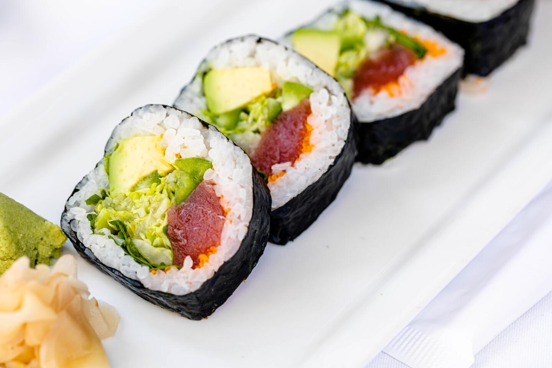 Naoki Sushi Acapulco Roll