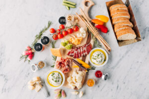 Cheese & Charcuterie Board from RPM Italian