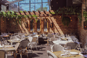 All Seasons Patio at Summer House Lincoln Park