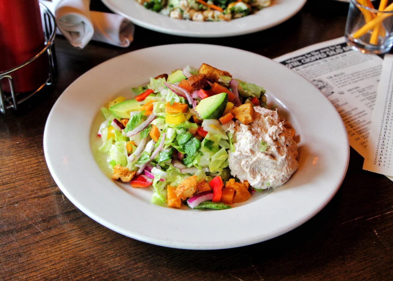 Salad from Grunts