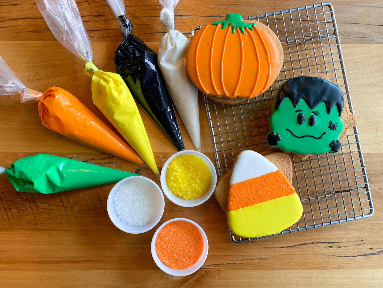 Halloween Cookies at Beatrix