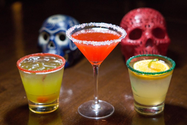Halloween Cocktails at El Segundo Sol