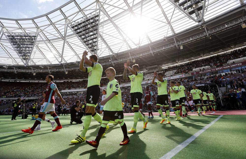 west ham 1 0 bournemouth relive the action as antonio
