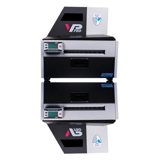 VP750 water resistant color label printer