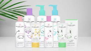 personal care and cosmetic labels