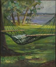 Gallery thumb suspended hammock