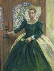 Gallery thumb z.at the door homage to queen elizabeth